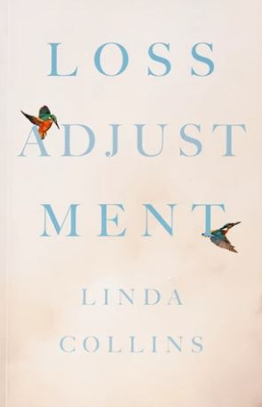Writer Linda Collins Book Cover - Loss Adjustment