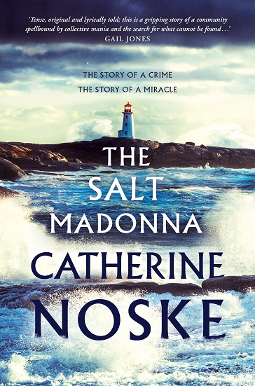 Writer Catherine Noske Book Cover - The Salt Madonna