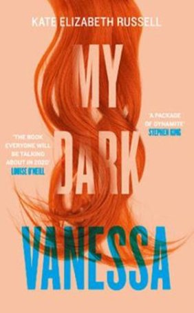 Writer Kate Elizabeth Russell Book Cover - My Dark Vanessa
