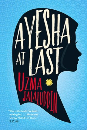 Writer Uzma Jalaluddin Book Cover - Ayesha at Last