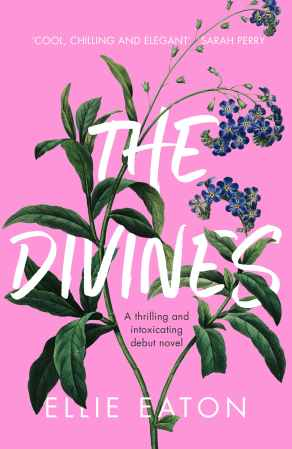 Writer Ellie Eaton Book Cover - The Divines
