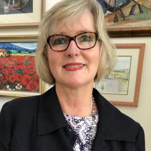 Writer Karen M. Wicks