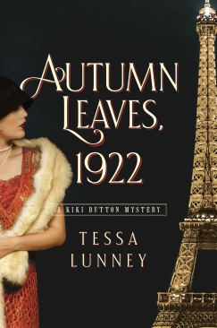 Writer Tessa Lunney Book Cover 1922 - Autumn Leaves