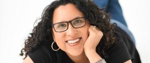 Writer Paulette Stout
