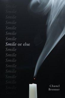 Chanel Brenner Book Cover - Smile or Else